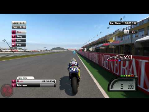 Gameplay de MotoGP 14