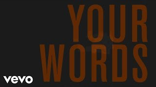 Third Day - Your Words ft. Harvest (Official Lyric Video)