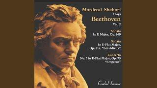 Piano Concerto No. 5 In E Flat Major, Op. 73,