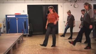 Watcha Reckon  - Line Dance -- Présentée par Martine