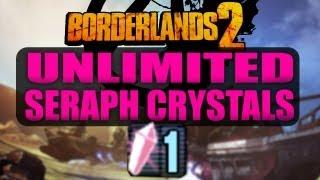 UNLIMITED Seraph Crystals | Borderlands 2 Easy Seraph Weapons | Voracidous Farming