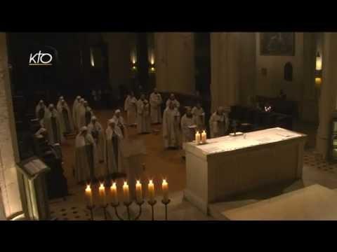 Vêpres et Eucharistie du 24 janvier 2015