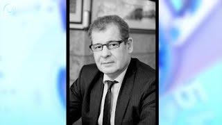 Скончался ректор СибУПК Владимир Степанов