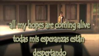 Jonas L.A - Invisible Lyrics English & Spanish - Jonas Brothers(HD)