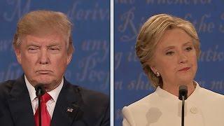 2016 Final Presidential Debate: Abortion
