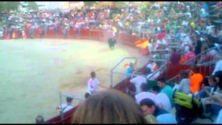 preview picture of video 'Villalbilla Fiestas 2011 (Plaza de toros).mpg'
