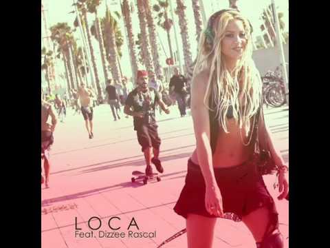 Loca (made popular by shakira ft. Dizzee rascal) [karaoke version.