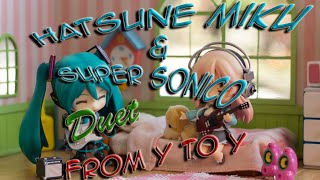 From Y to Y (Duet) - Hatsune Miku & Super Sonico + DL