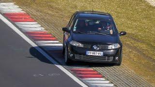 Nürburgring Highlights, Fast Driving & Action! 07 03 2021 Touristenfahrten Nordschleife