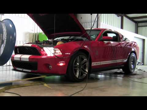 Download Ford Mustang GT500 boostée par Hennessey HD Mp4 3GP Video and MP3