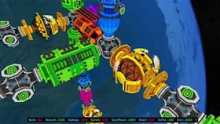 VideoImage1 Universal Space Station