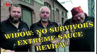 We review 'Widow: No Survivors' It's certainly an extreme sauce....