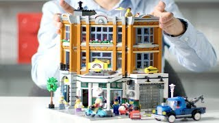 lego creator expert free video search site findclip. Black Bedroom Furniture Sets. Home Design Ideas