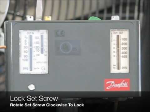 Adjusting A Danfoss Fan Cycle Switch