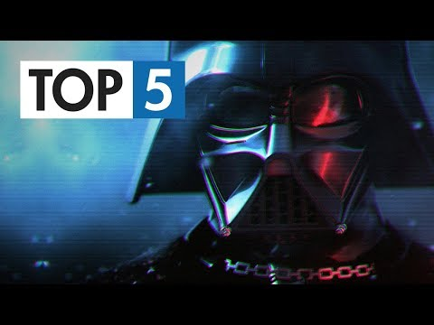 TOP 5 - Nejlepších Star Wars her