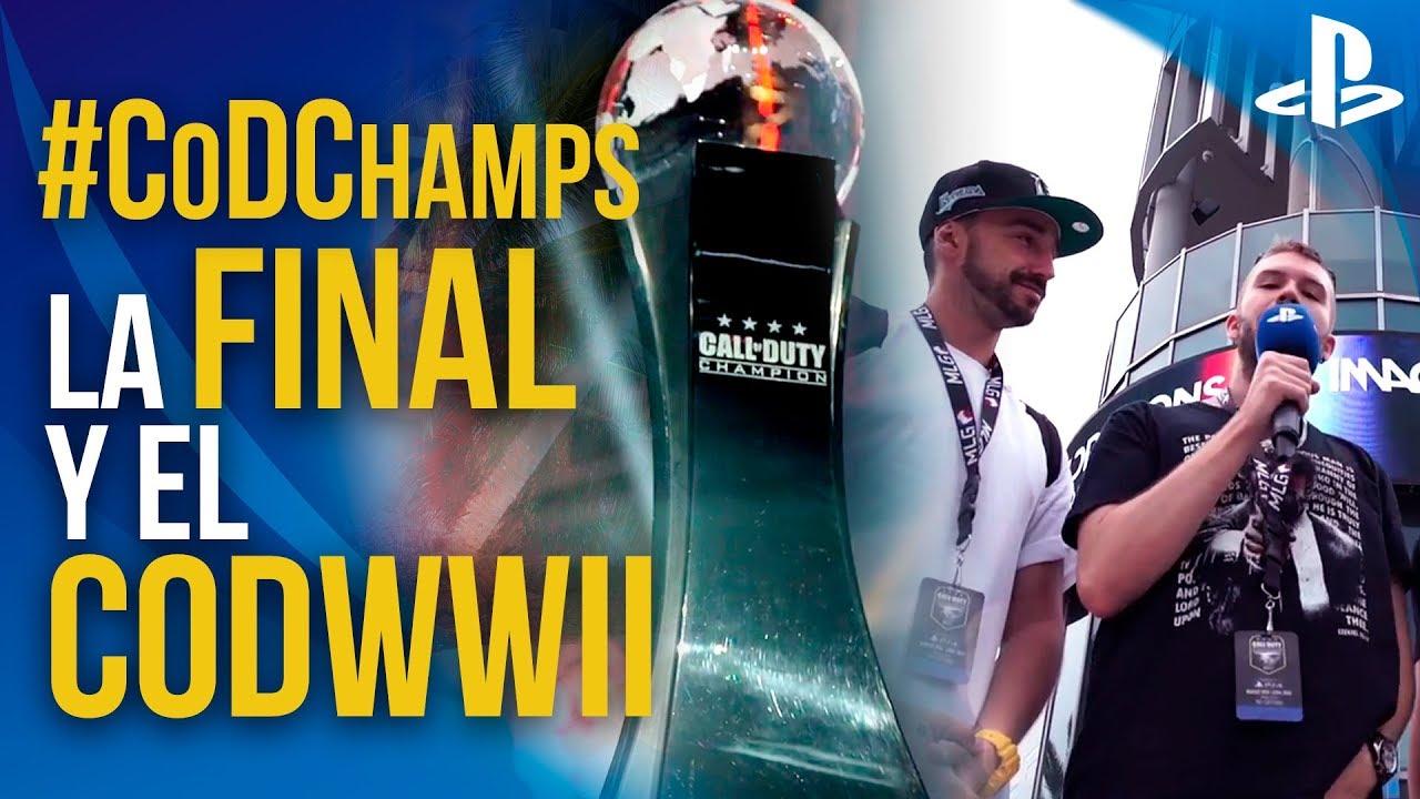 CWL Championship 2017 | Sigue de cerca la emocionante final de esta competición internacional