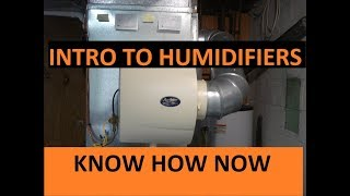 How Does a Whole House Humidifier Work?