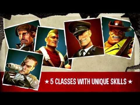 Video of Blitz Brigade - Online FPS fun