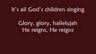 Newsboys - He Reigns (with Lyrics)