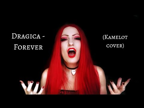 Dragica - Forever (Kamelot cover) (instrumental by Marco Antonio Marquez)