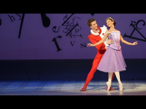 Watch Rehearsals For The Royal Ballet S Em Alice Adventures In Wonderland
