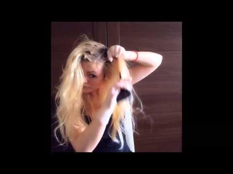 Βάψτε μόνες σας τα μαλλιά σας (Ρίζα)