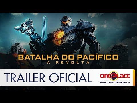 'Batalha do Pacífico: A Revolta' - Trailer (Legendado)