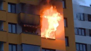 Deutschland: Inferno von London löst Debatte um Brandschutz aus