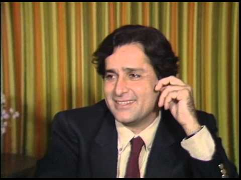 Blast from the Past: Shashi Kapoor Interview from 1984
