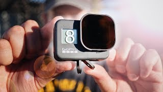 GoPro Hero 8 Black with PolarPro ND First Impressions - Kinotika hosted by Dave Maze