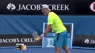 Day 1 Qualifying - Australian Open 2015