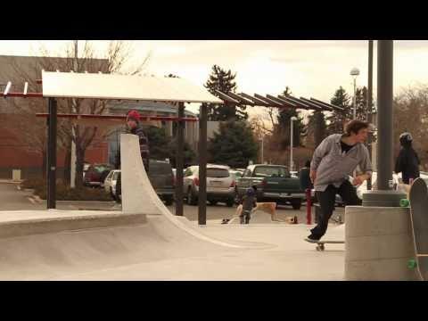 Lafayette Skatepark Montage - Meta Skateboards