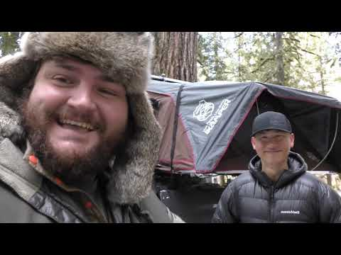 WHAT THEY DON'T TELL YOU about ROOFTOP TENT's - Pro's & Con's from 2 Perspectives