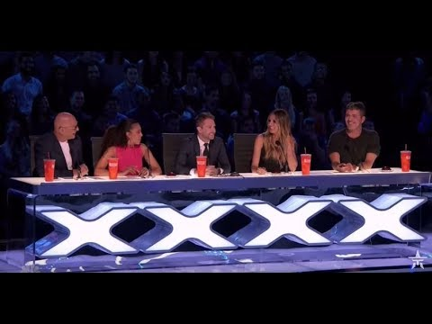 The Results.. Who's Through To The Next Round | Judge Cuts 1 | America's Got Talent 2017 | S12 E8