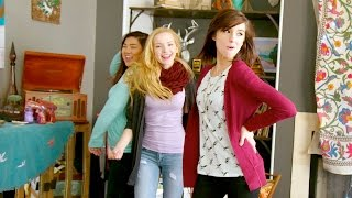 Dove Cameron & Christina Grimmie & Baby Kaely - What A Girl Is