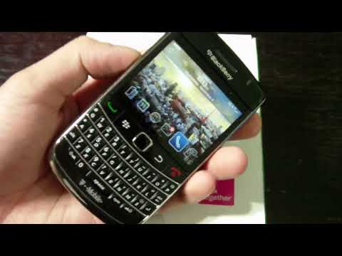 Hands-on with RIM BlackBerry Bold 9700