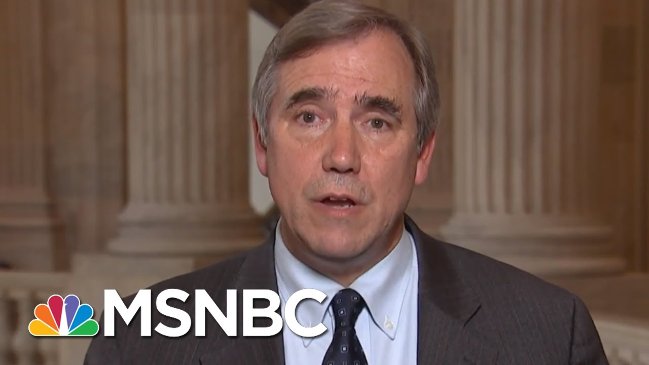 Merkley: 'We Need The President To Actually Have A Spine' On Immigration Reform | MTP Daily | MSNBC thumbnail