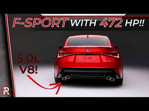 External Review Video KqozeBz6K0U for Lexus IS 500 F SPORT Performance Sedan (XE30, 2022)