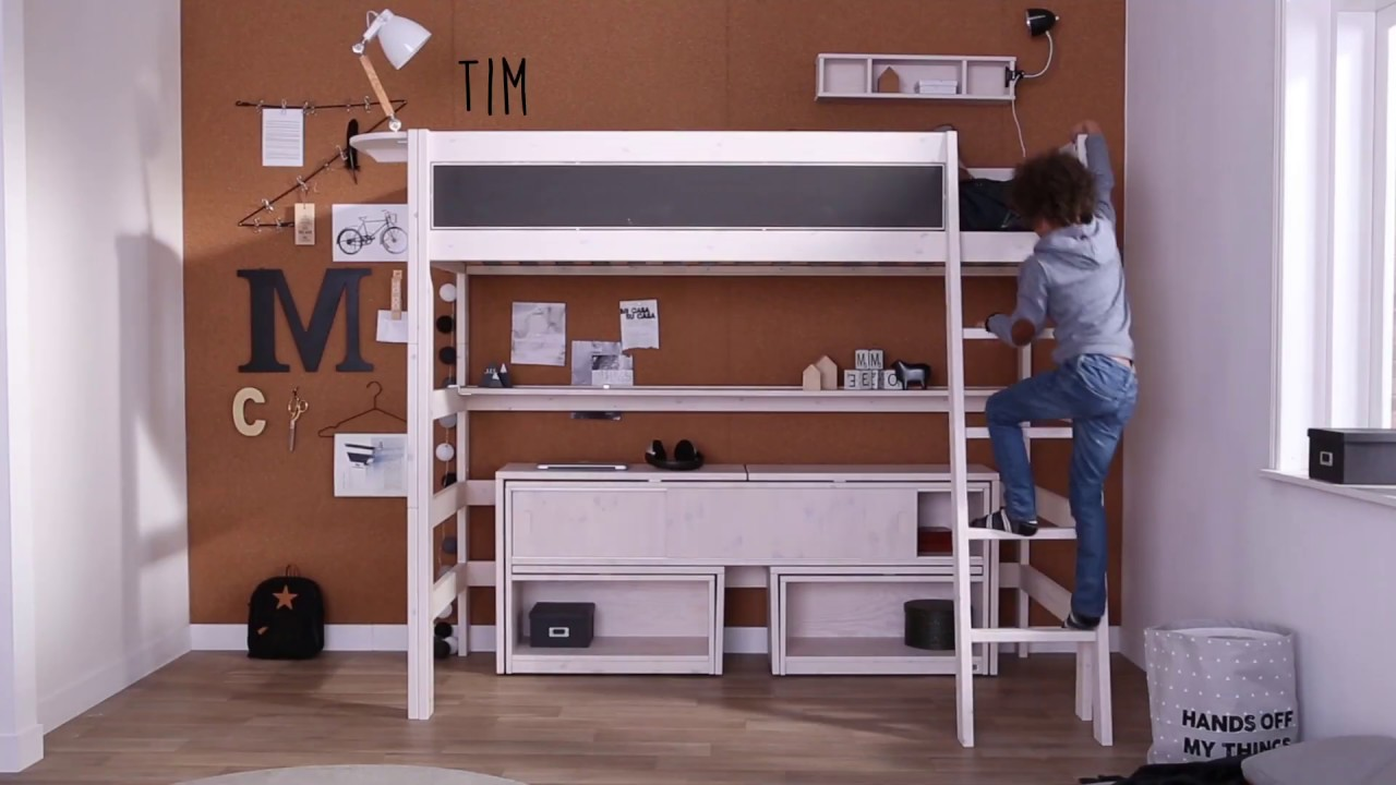 Lifetime Kids High-Rise High Sleeper