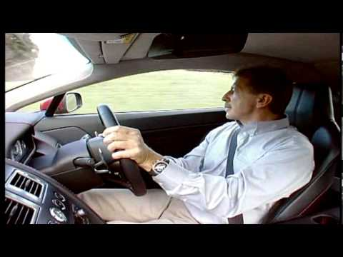 ► Aston Martin V8 Vantage Sportshift