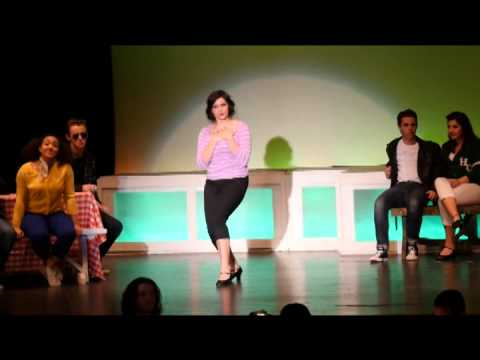 Delsea Regional High School - Grease 2015 [FULL]
