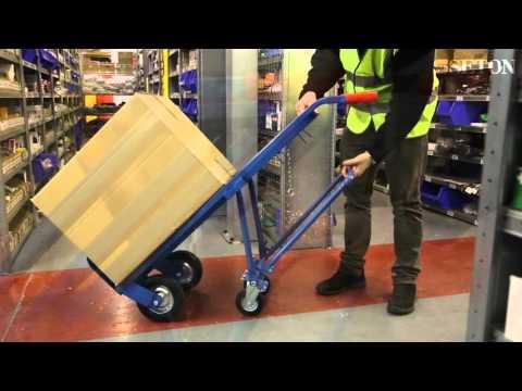 250kg Capacity 3 Way Convertible Trucks | Seton UK