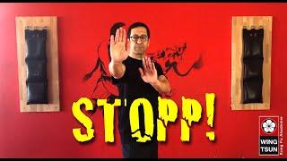 Stopp Übung