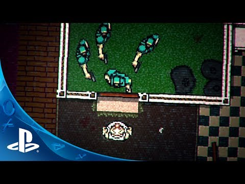 Hotline Miami 2: Wrong Number - Dial Tone Trailer thumbnail