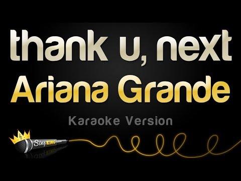 Ariana Grande - thank u, next (Karaoke Version)