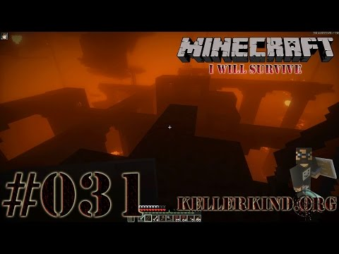 Minecraft: I will survive #031 - Nether alone ★ Let's Play Minecraft [HD|60FPS]