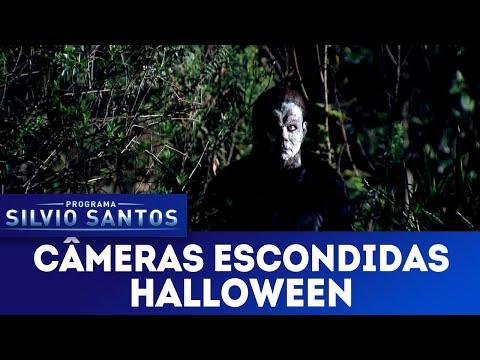 A melhor Pegadinha de Halloween da Internet!