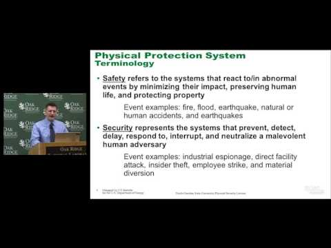 Physical Security - Part 1