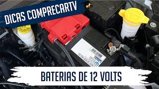 Tudo sobre as baterias para carros