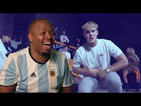 Jake Paul - It's Everyday Bro | SquADD Reaction Video